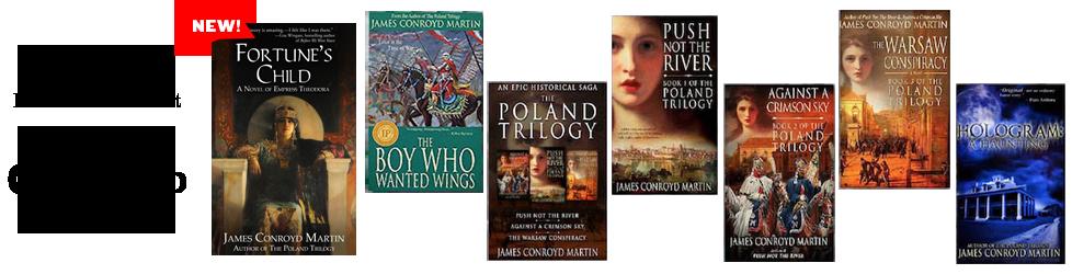 James Conroyd Martin